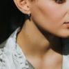 The Felicity earrings